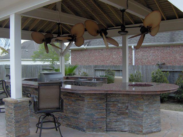 Outdoor Kitchens Houston Katy Cinco Ranch Texas Custom Patios Beautiful Outdoor Living Spaces Outdoor Kitchen Patio