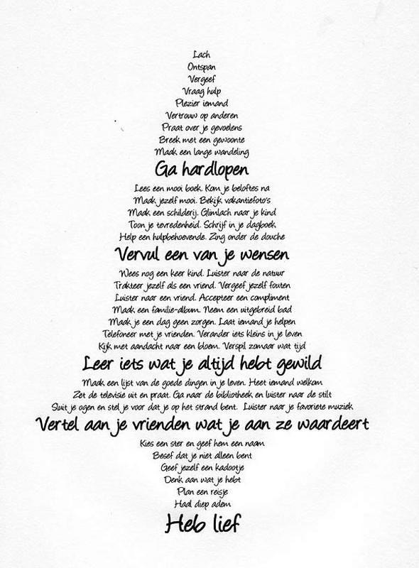 Citaten Kerstmis Nieuwjaar : De mooiste voornemens ever gedicht collega s