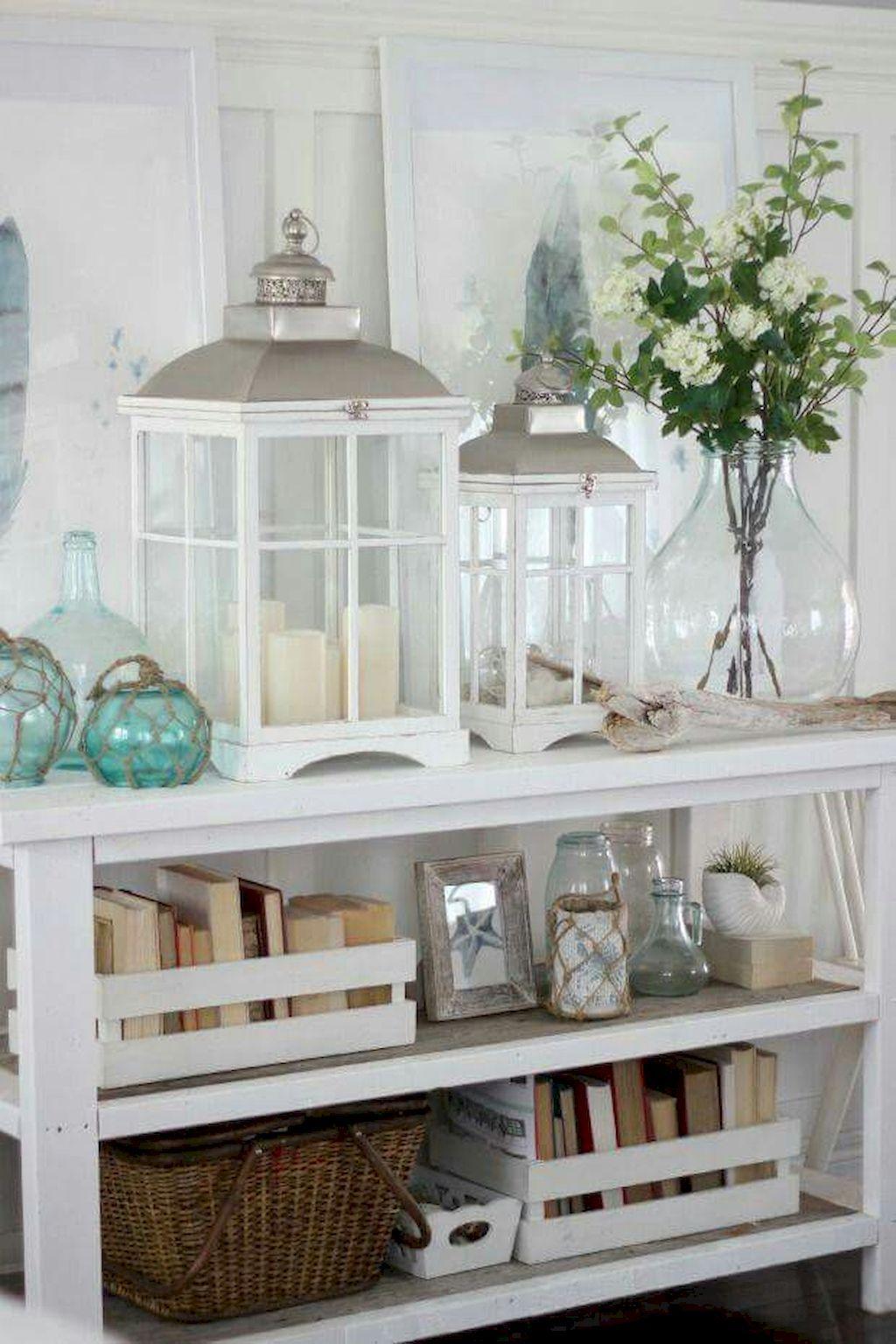 65 Beautiful Coastal Themed Living Room Decorating Ideas | Pinterest ...