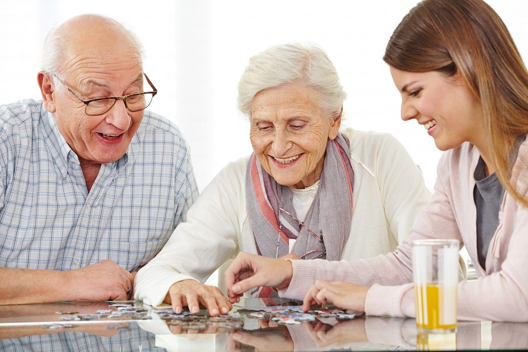 National Nursing Home Week – Activity Themes