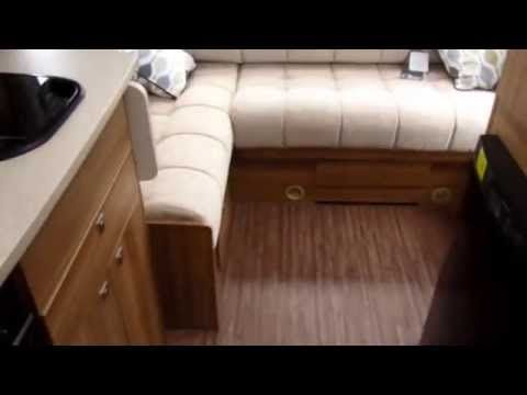 2015 Elddis Xplore 304 at Wiltshire Caravans - YouTube