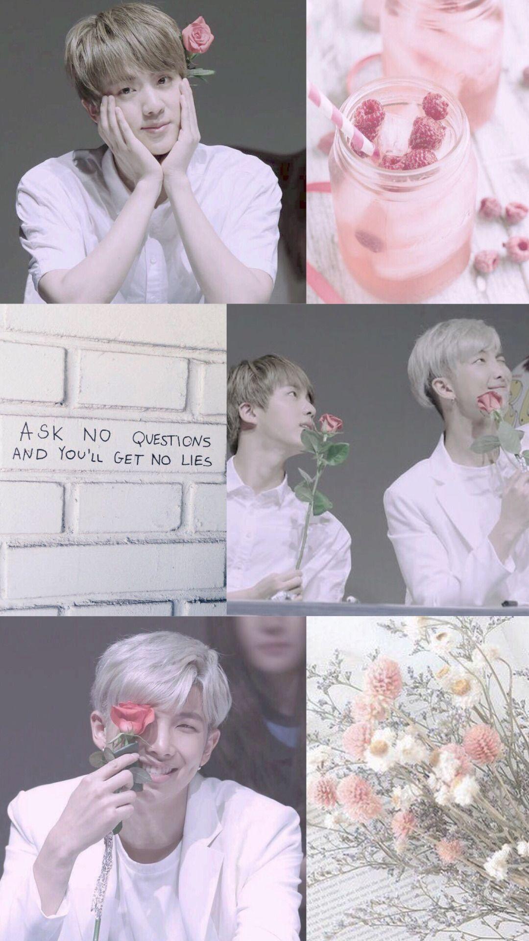 Jin iphone wallpaper tumblr - Aesthetic Bts Tumblr