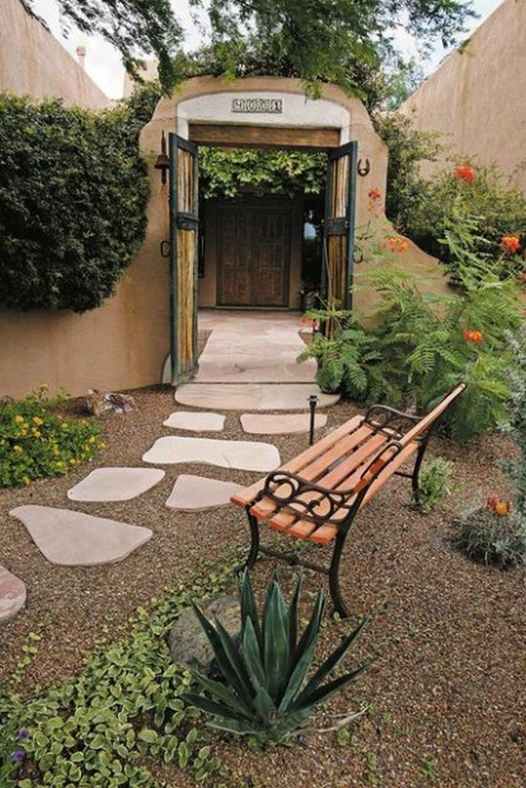 Diy Arizona Backyard Landscaping Design 23 With Images Desert
