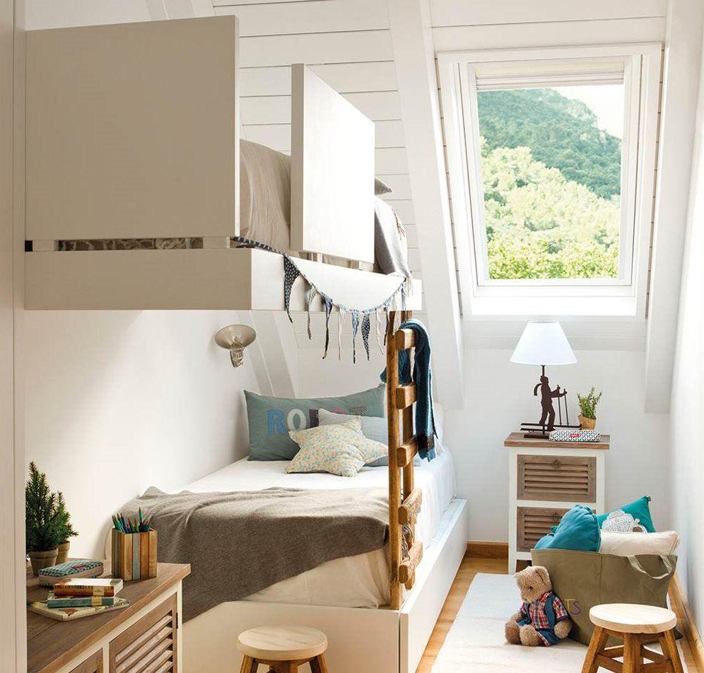Gana metros 30 trucos para pisos mini dormitorios for Pisos 30 metros
