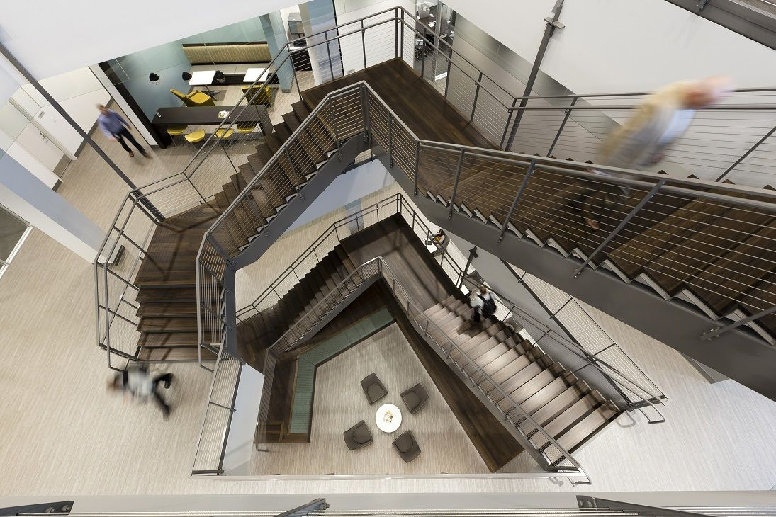 Interior Stairwell Design And Graphics In 2020 Interior Stairs Exterior Stairs Stairs