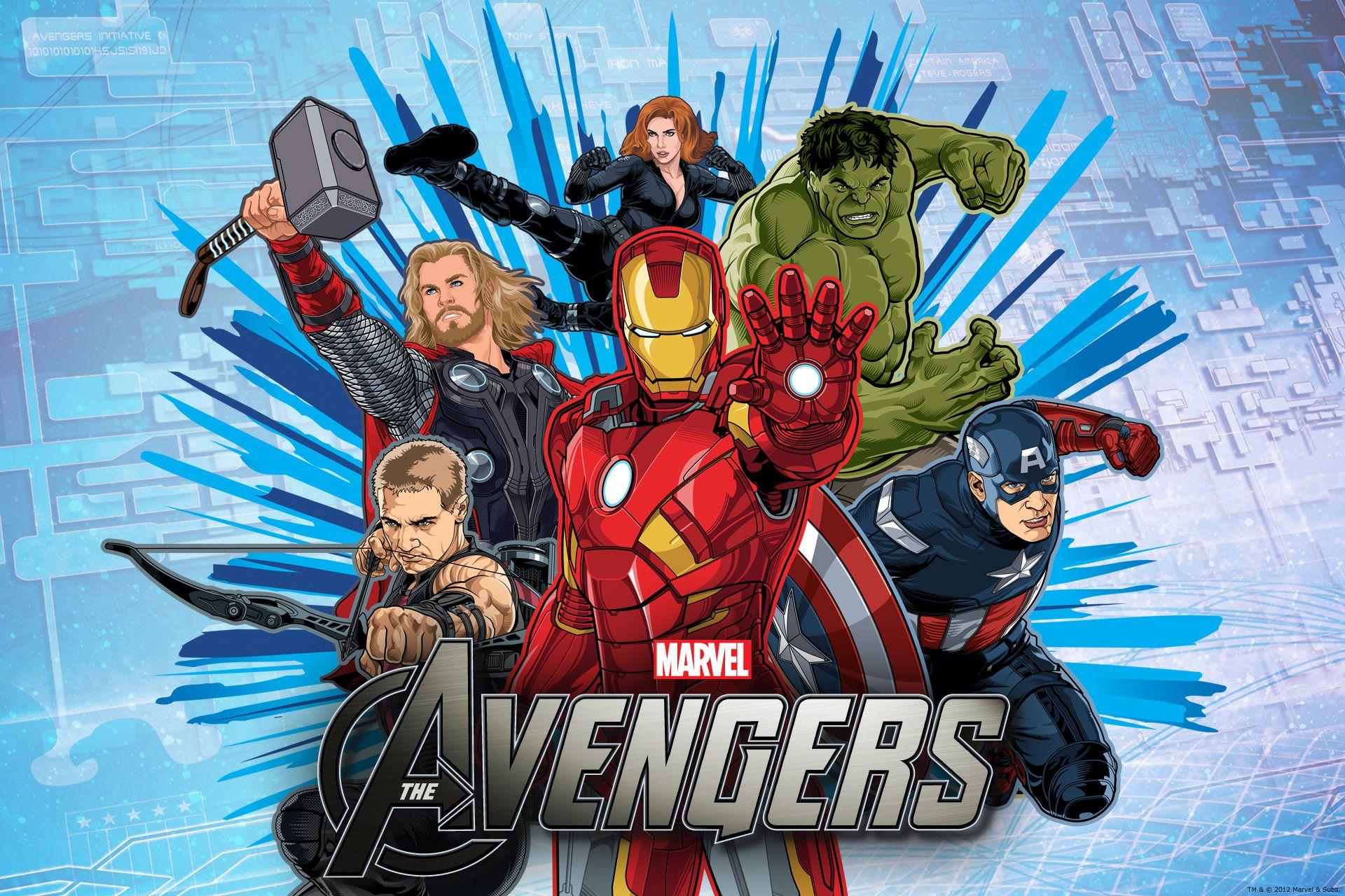 Fiestas Y Ocasiones Especiales Marvel Comics Avengers