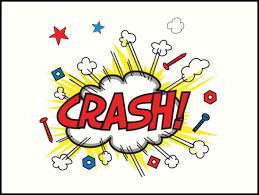 Resultado de imagem para onomatopeias crash