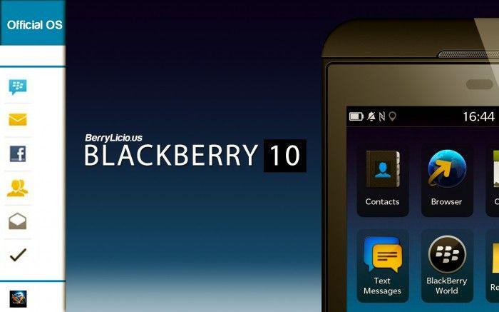 BlackBerry Z10 STL100-2 OS 10 0 10 116 Autoloader | BlackBerry #1