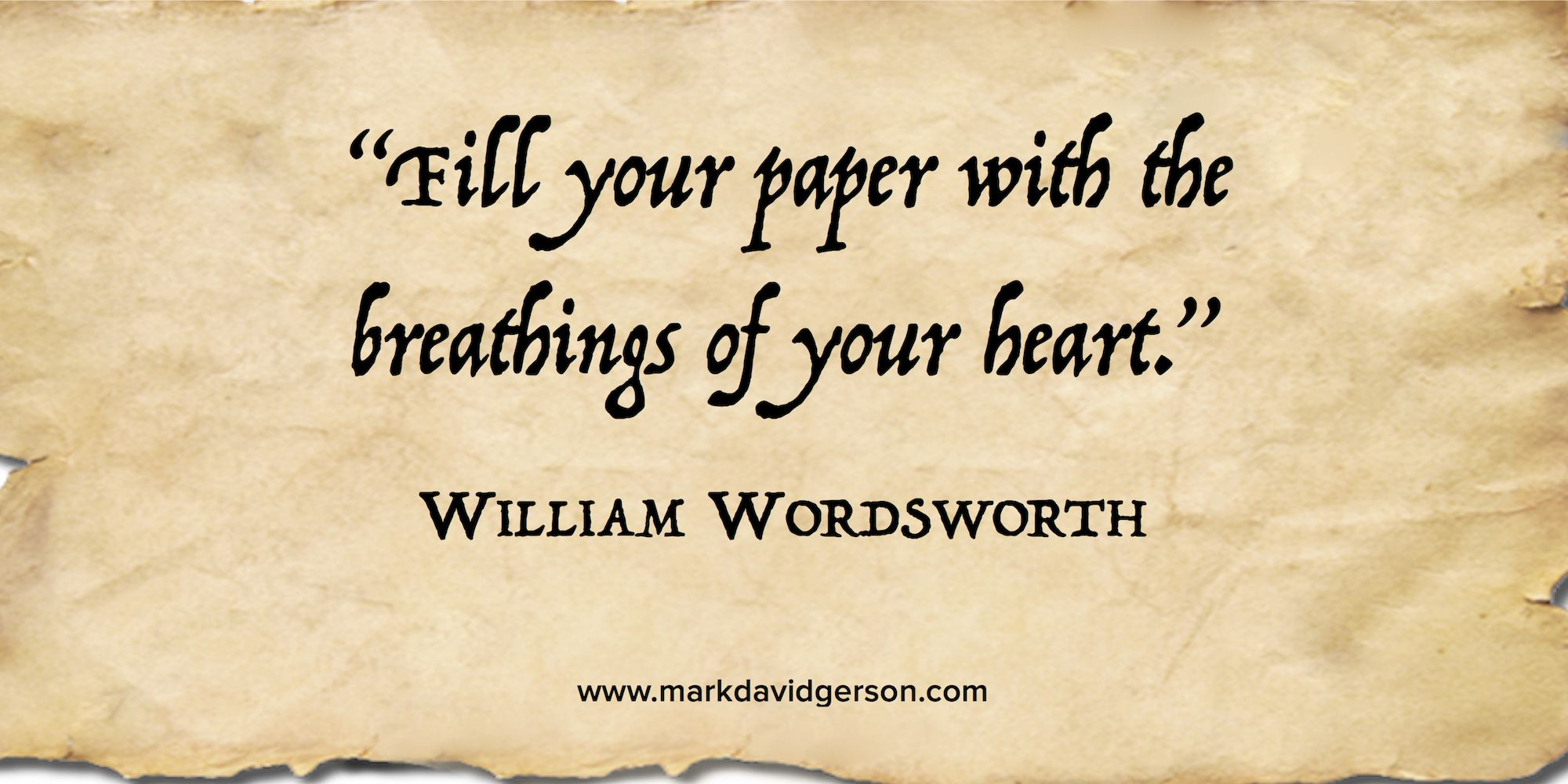 Fill Your Paper With The Breathing Of Heart William Wordsworth Soul Searching Mutability Paraphrase Analysi Summary