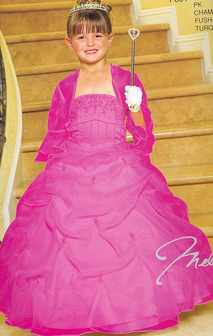 Flower girlpageant dresses jewel jazzy bolero included