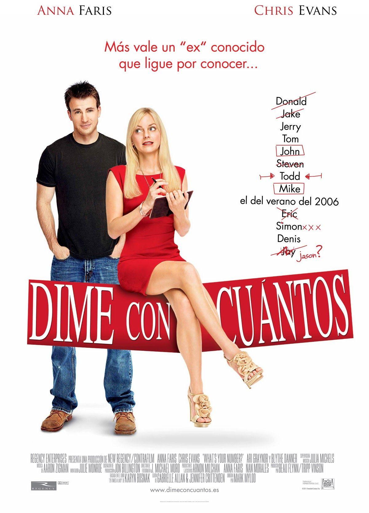 Dime Con Cuantos Peliculas Comedia Romantica Peliculas Actuales