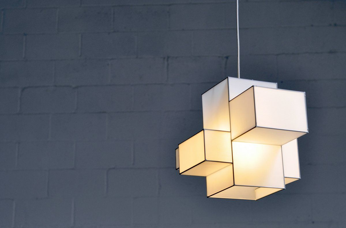 UK Based Designer Marc Trotereau Has Created The WireShade Lighting  Collection. According To The Designer,