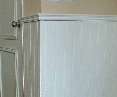 Beadboard Tapete murals faux finishing tips advice and ideas how to paint faux