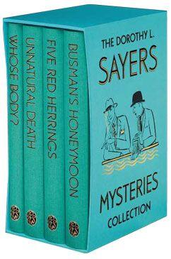 Classic detective fiction.