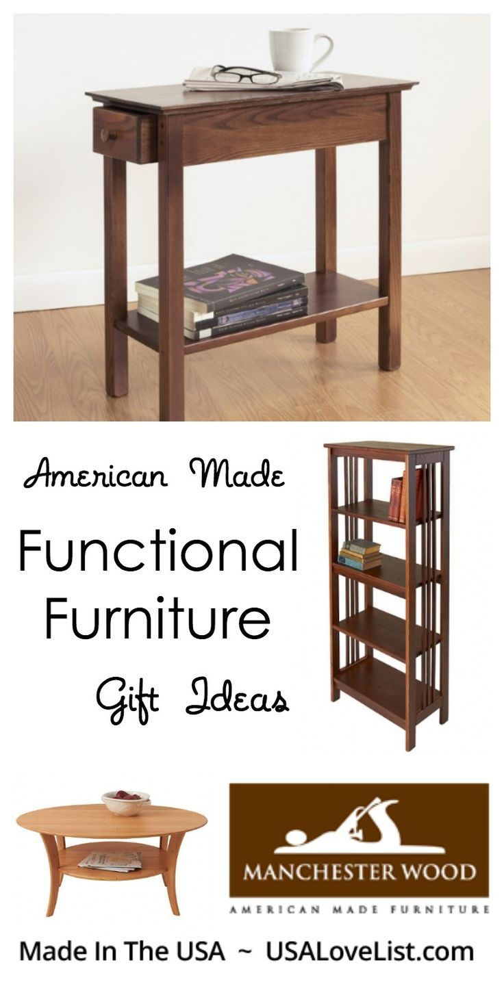 Functional furniture from manchester wood gift ideas love list wood gifts made in