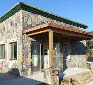 Company Name Building Stone Outdoor Structures Building