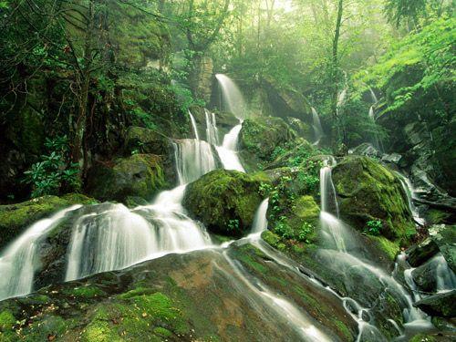 50 Beautiful Nature Wallpapers For Your Desktop Hongkiat Waterfall Nature Beautiful Nature Beautiful nature wallpaper yoga