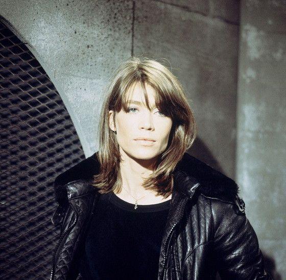 Françoise Hardy by Alain Liennard, 1976