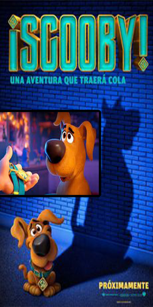 Scoob! (2020) in 2020 Scooby, Movies, Scooby doo