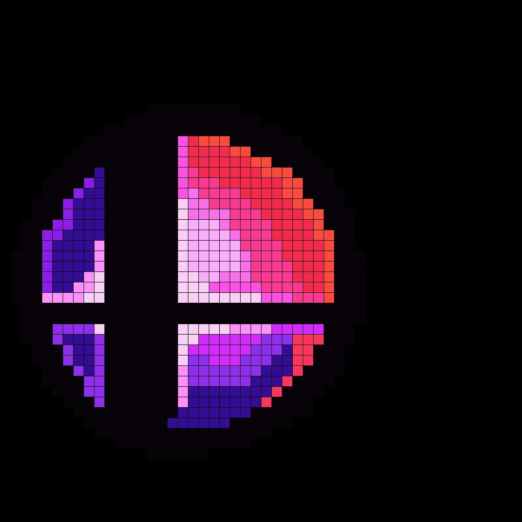Super Smash Bros Smash Ball By Philophobicatheart On Kandi Patterns Perler Bead Templates Video Game Pattern Kandi Patterns