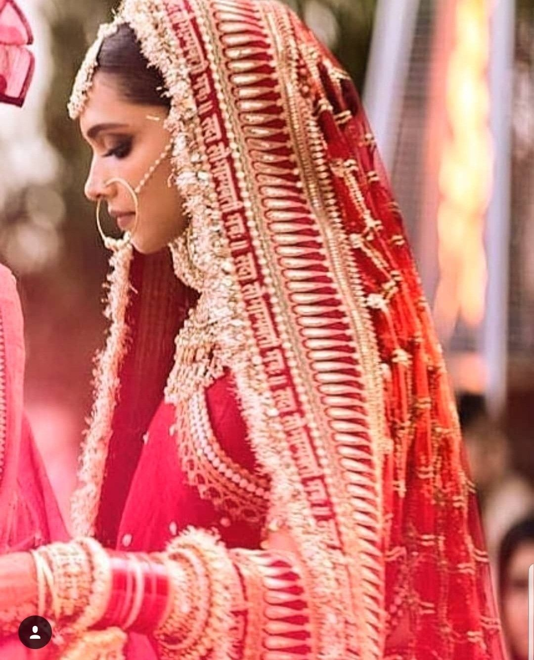 Pin by RC on A Deepika Padukone | Indian bridal outfits ...