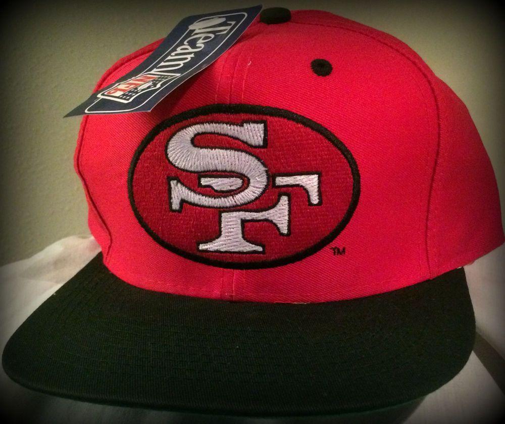 fe7a4540 VINTAGE SAN FRANCISCO 49ERS SPORTS ILLUSTRATED LOGO 7 ADULT ...