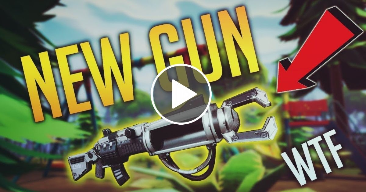 fortnite new gun zapatron sniper fortnite battle royale wtf funny moments episode 47 - longest sniper shot in fortnite playground