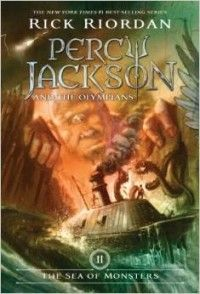 Percy Jackson And The Olympians 2 The Sea Of Monsters New Official