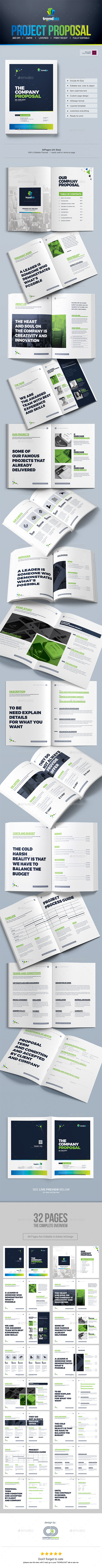 Proposal Template Design   Project Proposal   Quotation Template ...