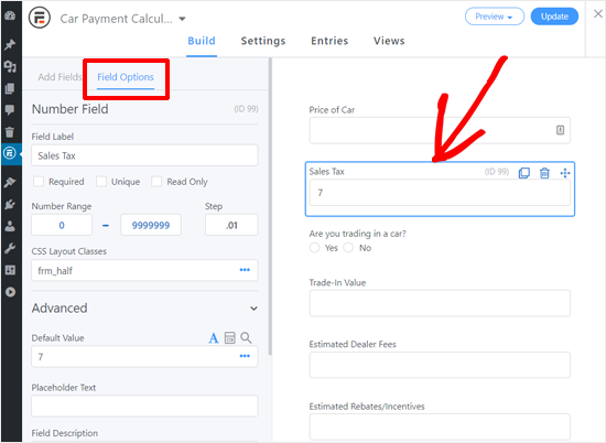 How To Create An Auto Loan Car Payment Calculator In Wordpress Check More At Https Www Latestblog Org How To C Car Loans Car Payment Car Payment Calculator