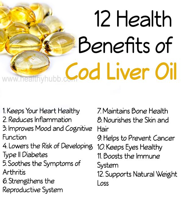 12 Incredible Health Benefits Of Cod Liver Oil Superfood Omega