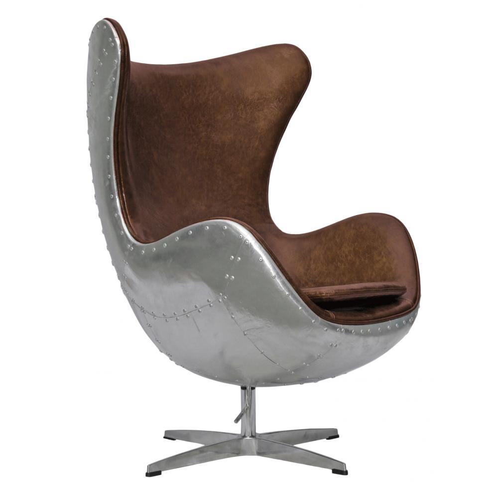 A Modern World ltd. Spitfire AJ Egg Chair by Arne Jacobsen