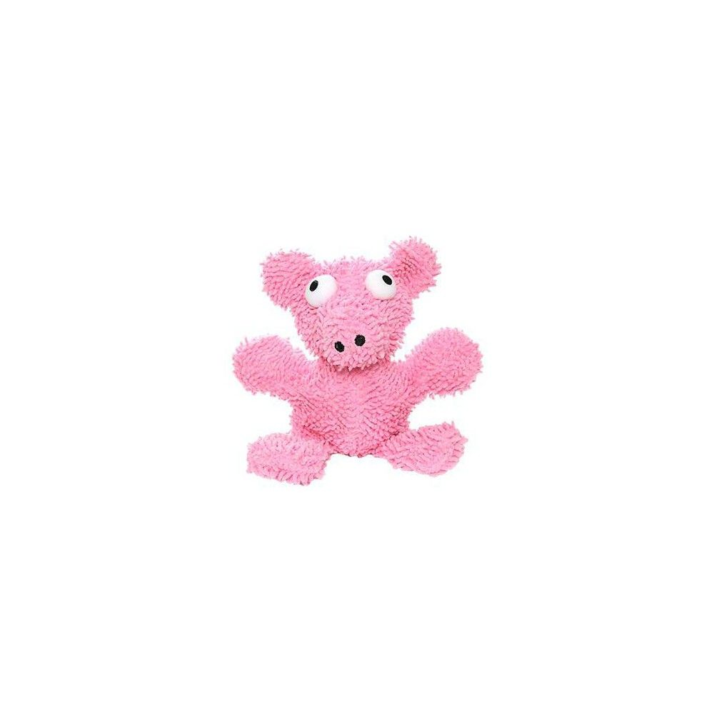 Mighty Microfiber Ball Pig Dog Toy M Pink Dog Toys Toys Dogs