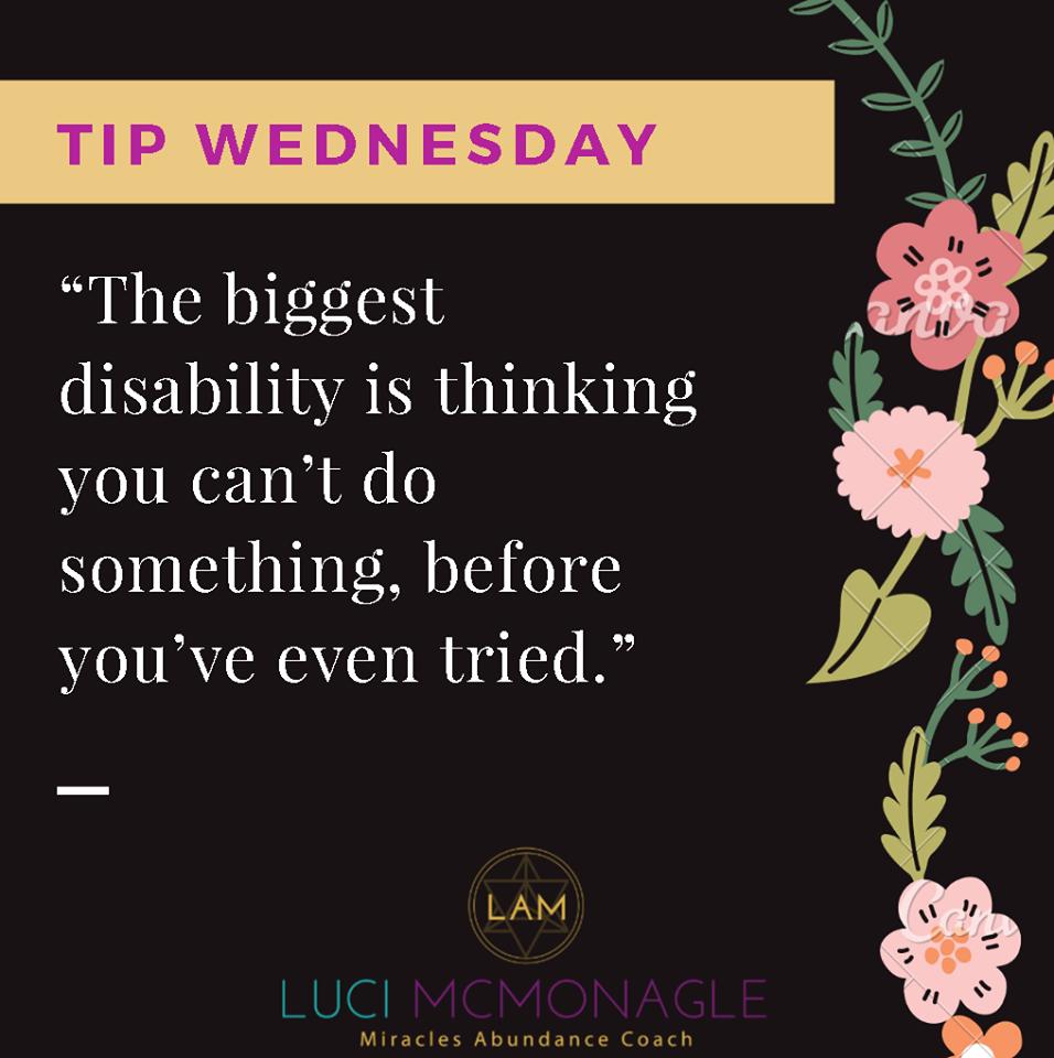 Wednesday Tip Wednesday Quotes Wednesday Motivation