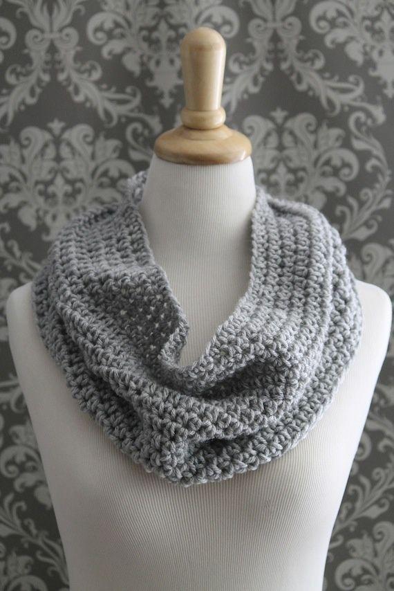 Free Easy Cowl Crochet Pattern Easy Crochet Crochet And Patterns