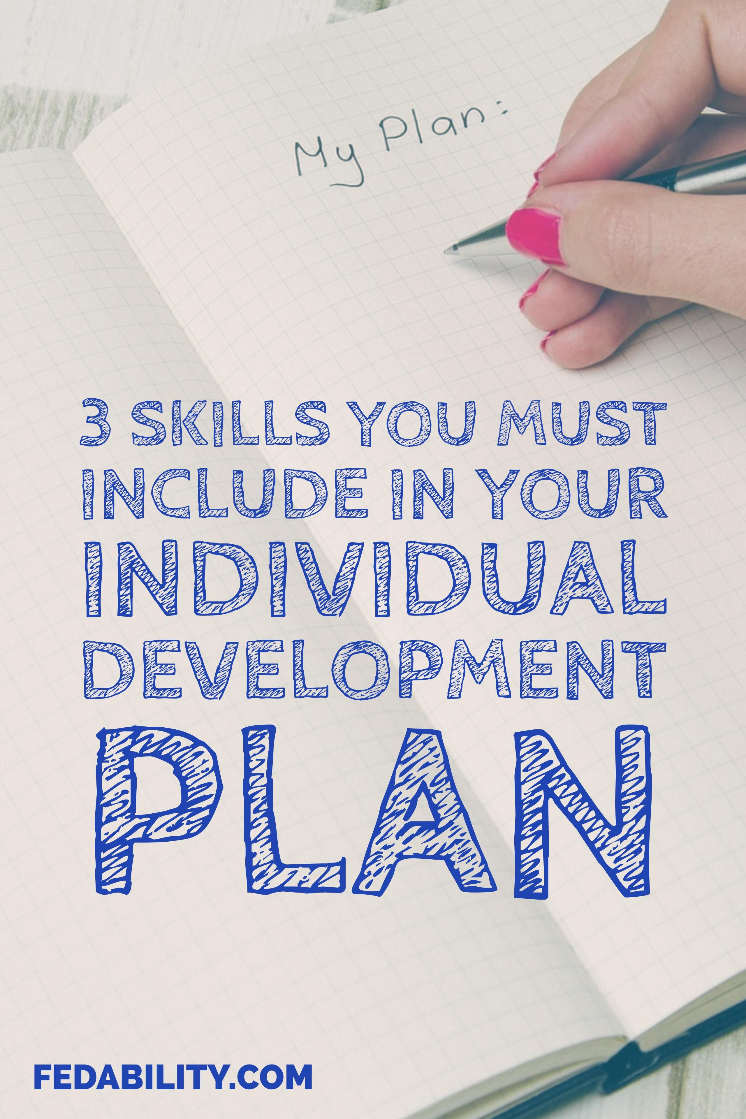 Professional development goals: Include these 3 skills in your ...