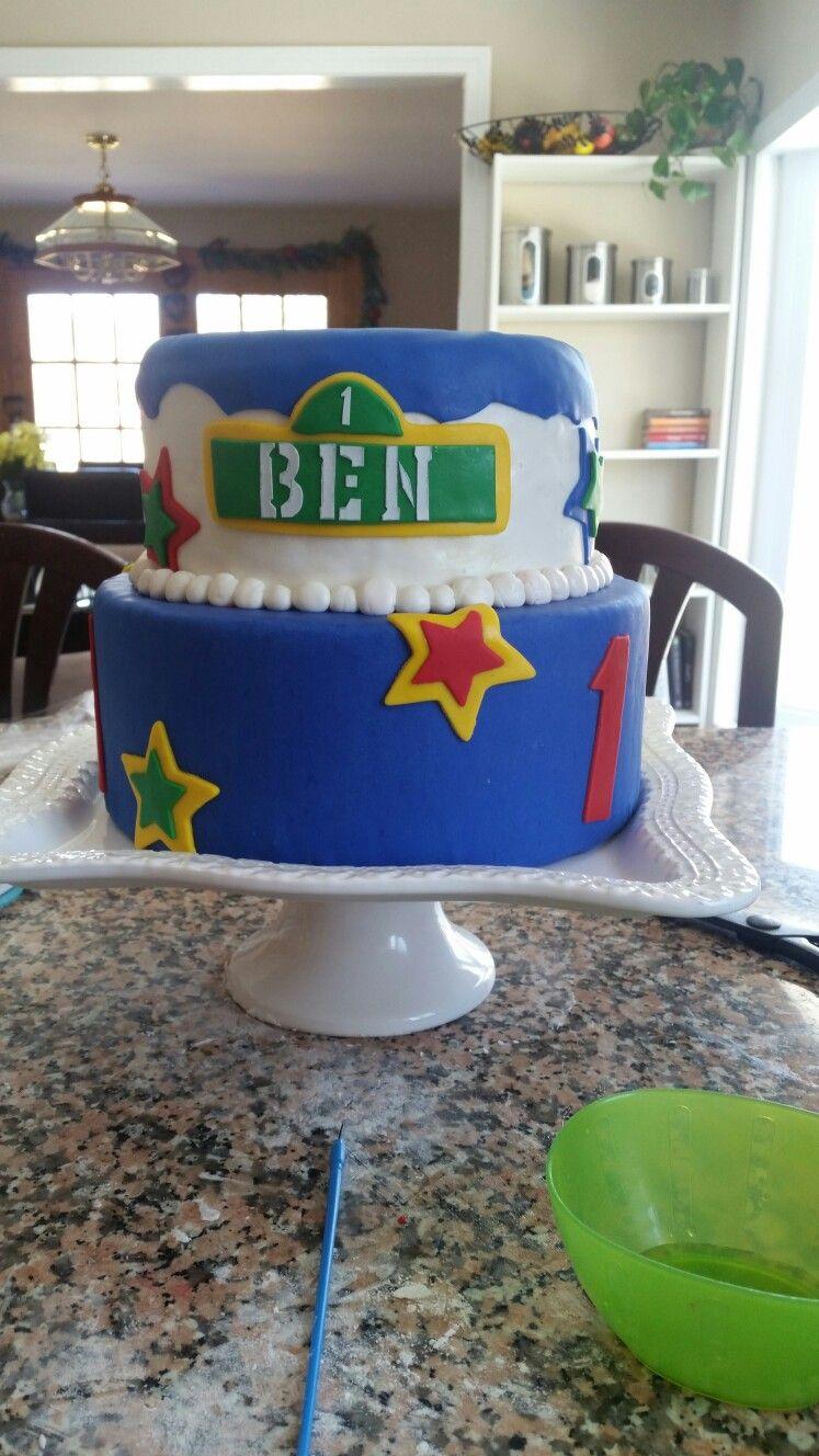 Niver do Ben,1 ano