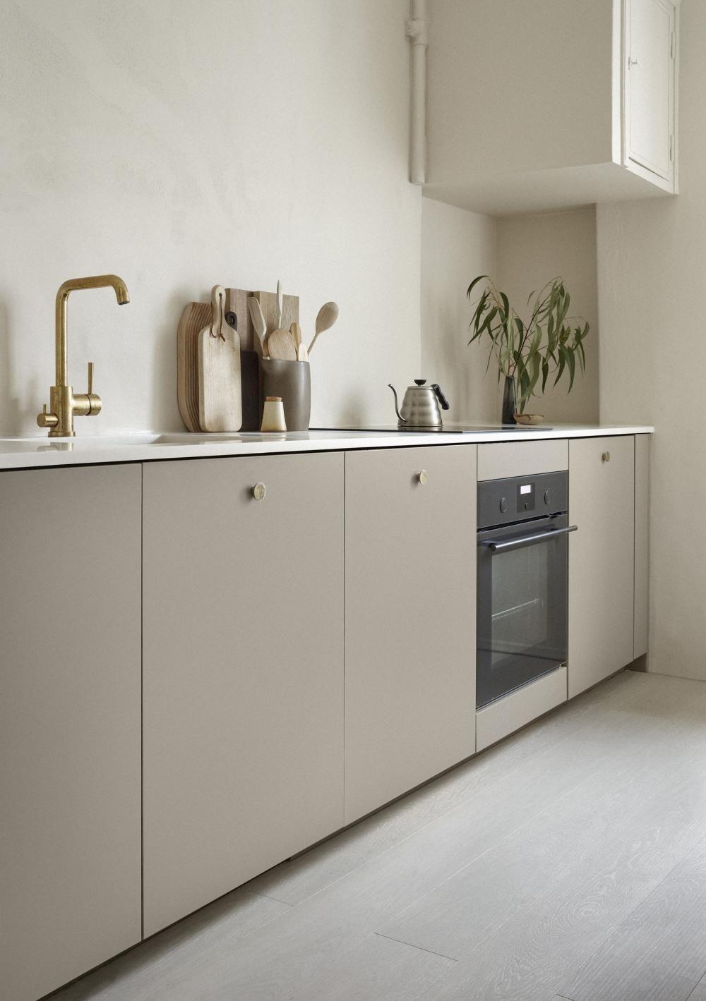 Super beige keuken   Beige keuken, Keukens, Keuken ontwerp YG-58