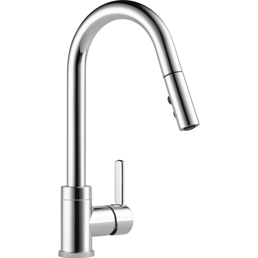 Peerless P188152lf Pull Down Kitchen Faucet With Two Function