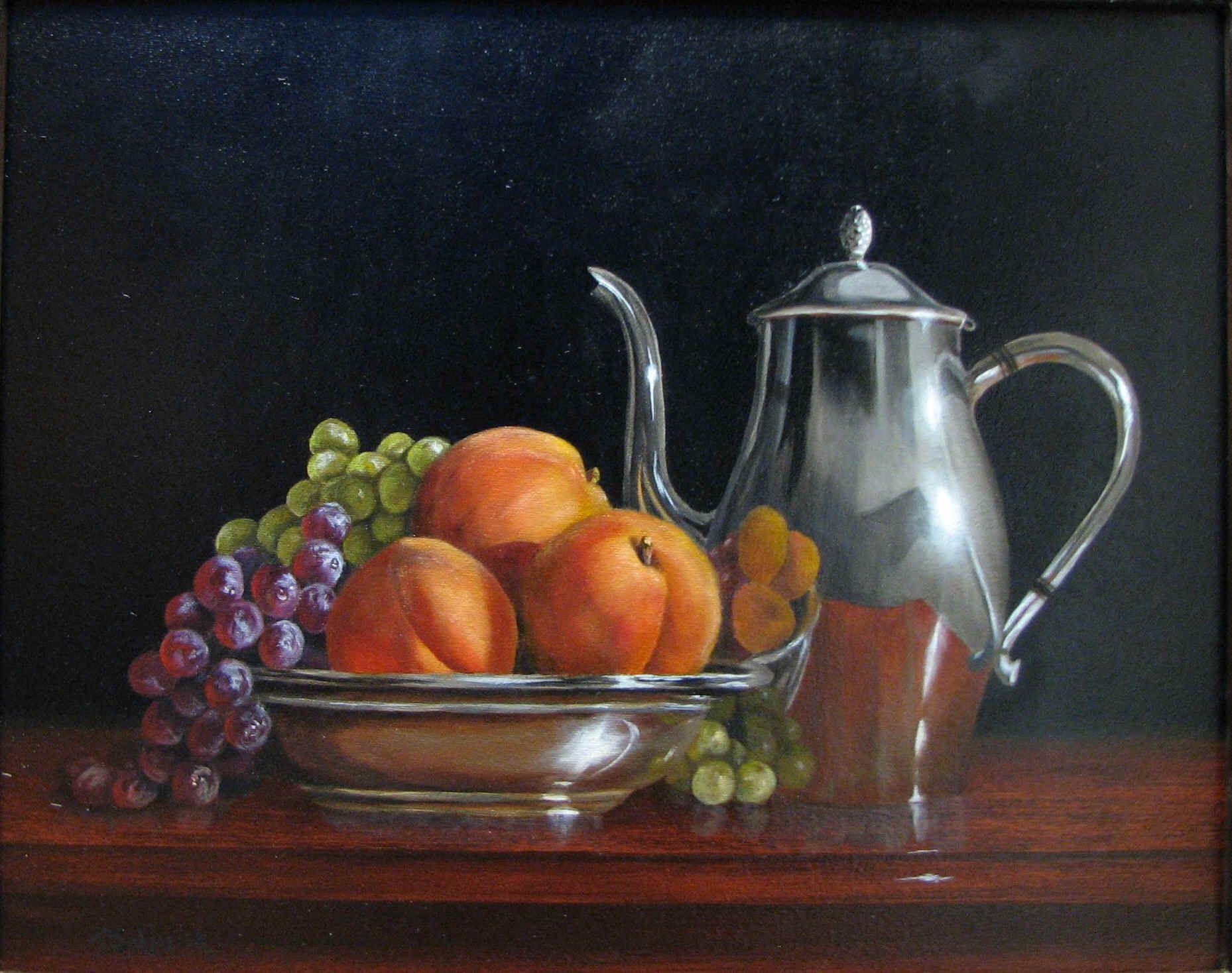 Oil Paintings by Tammy Schlosser - Artist Gallery of Still Life ...