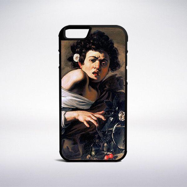 Caravaggio - Boy Bitten By A Lizard Phone Case