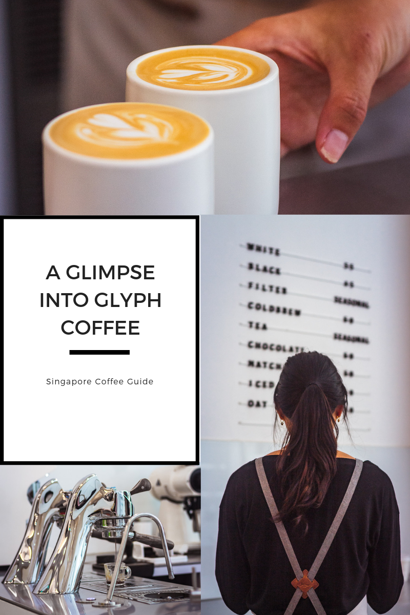 Glyph Supply Co Specialty Coffee Scene In Singapore Singapore Coffee Guide Coffee Guide Speciality Coffee Singapore