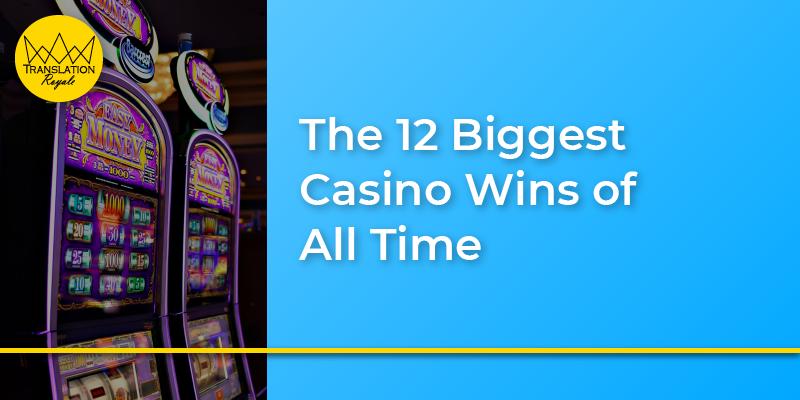 Online Casino Winners Stories