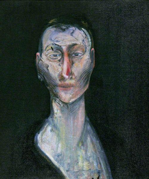 Francis Bacon,Portrait ofLisa, 1957