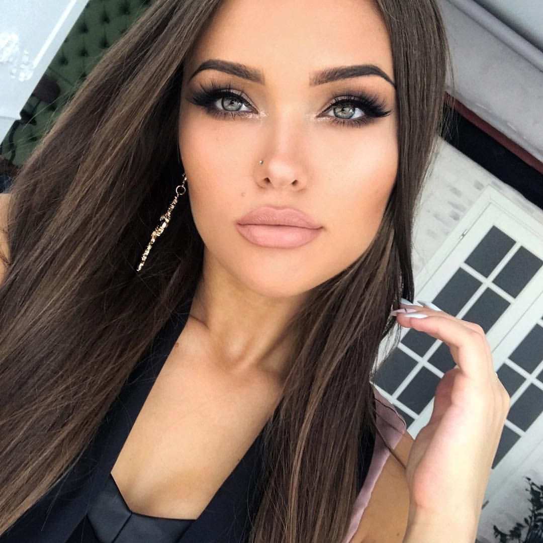Natali Danish (With images) | Beauty face, Natural makeup