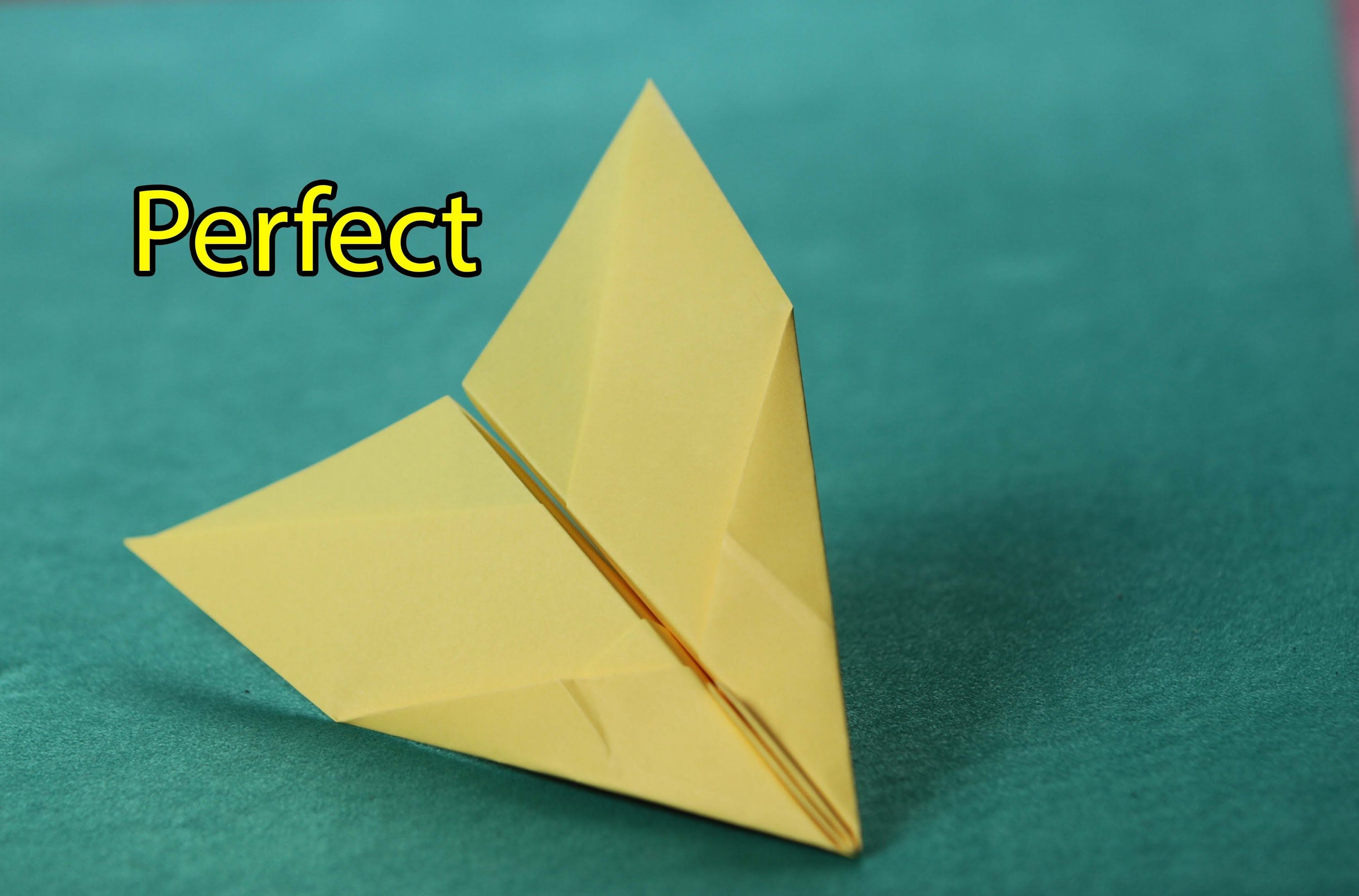 ultimate paper airplane instructions