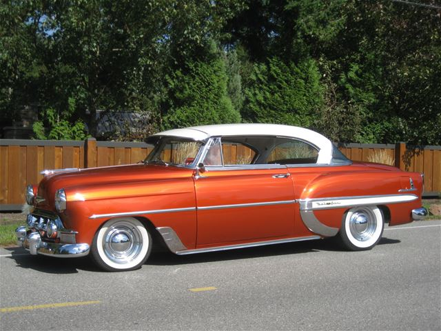 1953 Chevrolet Bel Air Hardtop