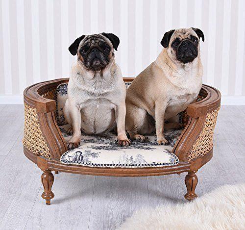 PALAZZO INT Royal Dogs Hundebett Toile de Jour Hundesofa ...