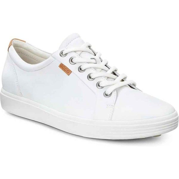 White athletic shoes, Casual sneakers