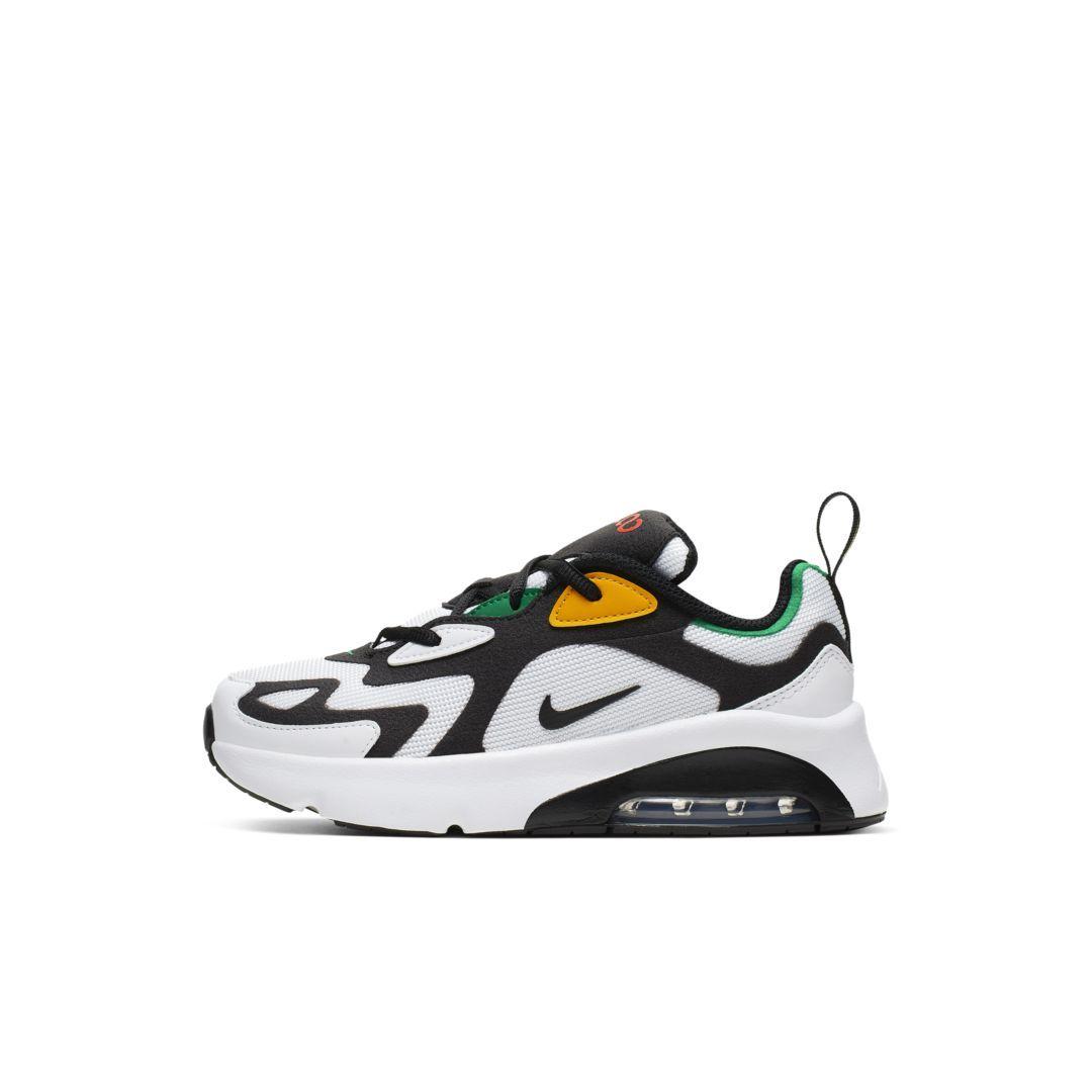 Air Max 200 Little Kids' Shoe | Shopping in 2019 | Nike air